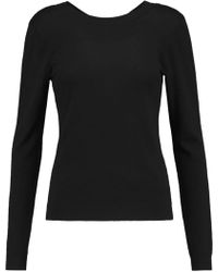 MICHAEL Michael Kors - Knitted Top - Lyst