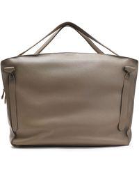 Jil Sander - Leather Weekend Bag - Lyst