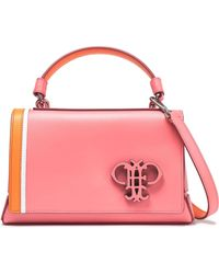 Emilio Pucci - Color-block Leather Tote - Lyst