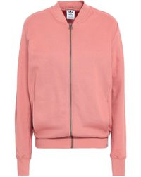 adidas Originals - French Cotton-terry Sweatshirt - Lyst