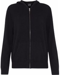 Monrow - Cashmere Hoodie - Lyst