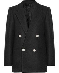 JOSEPH - Blazz Wool-blend Felt Coat - Lyst