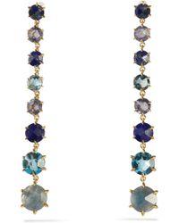 Ippolita - 18-karat Gold Stone Earrings - Lyst