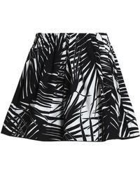 Marc Jacobs - Printed Cotton-poplin Shorts - Lyst