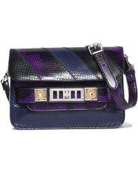 Proenza Schouler - Ps11 Embellished Ayers Shoulder Bag - Lyst