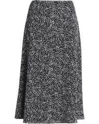 Bailey 44 - Printed Crepe Midi Skirt - Lyst