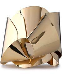 Proenza Schouler - Gold-tone Cuff - Lyst