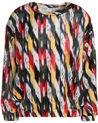 Étoile Isabel Marant - Printed Chenille Top - Lyst