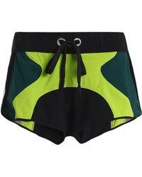NO KA 'OI - Color-block Stretch Shorts - Lyst
