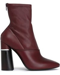 3.1 Phillip Lim - Kyoto Leather Ankle Boots - Lyst