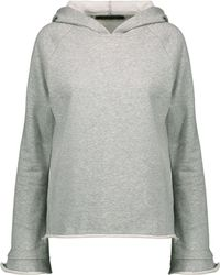 W118 by Walter Baker - Chase Cotton-blend Hooded Top - Lyst