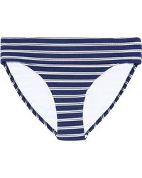 61508ccd82 Melissa Odabash Brussels Halterneck Bikini Top in Black - Lyst
