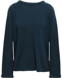 Goat Library - Woman Cashmere Jumper Teal - Lyst