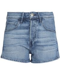 3x1 - Denim Shorts Mid Denim - Lyst