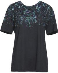 Jason Wu - Printed Cotton And Modal-blend Jersey T-shirt - Lyst