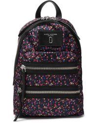 Marc Jacobs - Mini Backpack Mixed Berries Printed Biker - Lyst