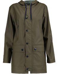 Petit Bateau | Shell Hooded Coat | Lyst