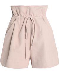IRO - Cotton-blend Shorts - Lyst