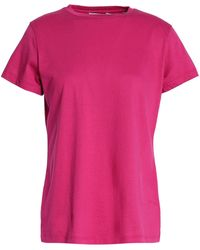 Vince - Pima Cotton T-shirt - Lyst