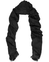 Missoni - Embellished Knitted Scarf - Lyst
