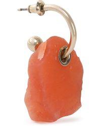 Proenza Schouler - Gold-tone Stone Earring - Lyst