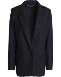 M.i.h Jeans - Harrison Donegal Wool Blazer - Lyst