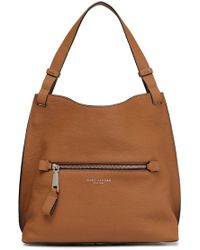 Marc Jacobs - Textured-leather Tote - Lyst