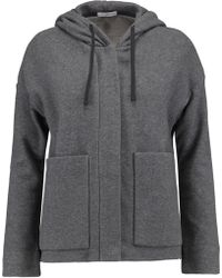 James Perse - Cotton-jersey Hoodie - Lyst