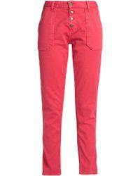 Ba&sh - Mid-rise Straight-leg Jeans - Lyst
