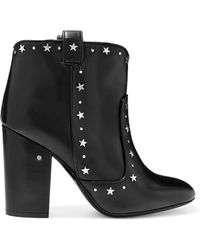 Laurence Dacade - Pete Studded Leather Ankle Boots - Lyst