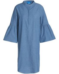 M.i.h Jeans - Beck Cotton-chambray Dress - Lyst