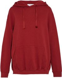 IRO - Ivy French Cotton-terry Hoodie - Lyst