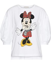 Christopher Kane - Minnie Puff Sleeve T-shirt - Lyst