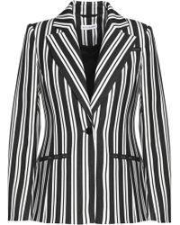 Altuzarra - Striped Wool-blend Blazer - Lyst