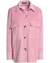House of Holland - Cotton-chenille Jacket - Lyst