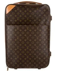 Louis Vuitton - Monogram Pegasé 55 Brown - Lyst
