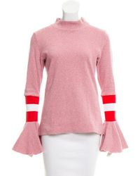 Maggie Marilyn - Stronger Than You Know Bell Sleeve Sweater - Lyst