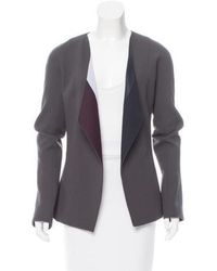 Narciso Rodriguez - Open-front Jacket W/ Tags - Lyst
