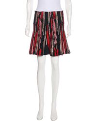 Issa - Maisie Intarsia Skirt W/ Tags - Lyst