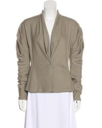 Donna Karan - Long Sleeve Jacket - Lyst