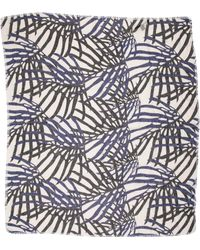 Proenza Schouler - Patterned Cashmere Scarf - Lyst