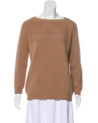 Vanessa Bruno Athé - Wool Knit Sweater - Lyst