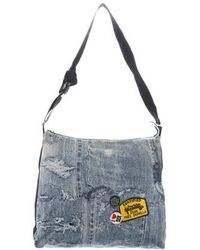 e44433823d27 Lyst - Dior Miss Ponyhair Bag Black in Metallic