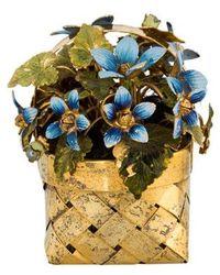 Cartier - Vintage Flower Basket - Lyst