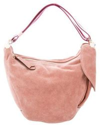 MANU Atelier - Micro Fernweh Bag Pink - Lyst