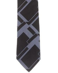 Givenchy - Patterned Silk Tie - Lyst