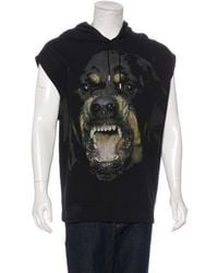 Givenchy - Rottweiler Graphic Hoodie - Lyst
