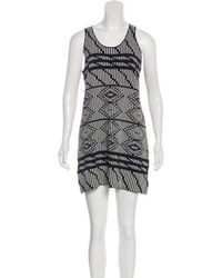 Tess Giberson - Sleeveless Mini Dress W/ Tags - Lyst