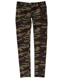 Dior Homme - Camouflage Skinny Jeans - Lyst