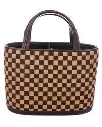 Louis Vuitton - Damier Sauvage Impala Bag Brown - Lyst